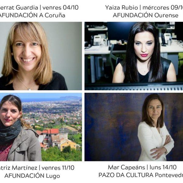 conferenciantes Girl Stem 2019 Agasol